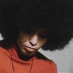 """""""I grew up in the southern United States in a city which at that time during the late '40′s and early '50′s was the most segregated city in the country, and in a sense learning how to oppose the status quo was a question of survival."""" – Angela Davis (BHM - Pic Of The Day FEB 19)"""