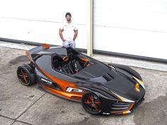Donto motorsports P1 | Local Motors