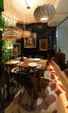 Georges Restaurant Hong Kong