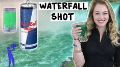 How to make the Waterfall Shot - Tipsy Bartender