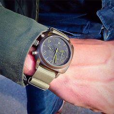 #mybriston #trendsetters #briston #watch #clubmaster #classic #acetate #chronograph #jungle