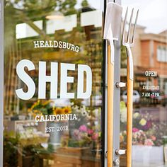 Taste the West: Sonoma County | A shed for locavores | Sunset.com