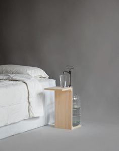 i will never go thirsty again. this nightstand is genius. i wonder if it comes in kool-aid.