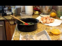 How To Solar Cook For The Week With Linda's Pantry - YouTube