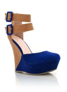 #two-tone wedges