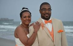 Myrtle Beach Weddings and Officiant Services performed by Rev. Benjy Simmons. Have your weddings in Myrtle Beach, leave the details to us...