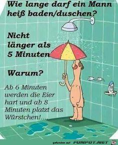 lustiges Bild 'Männer unter der Dusche.jpg'- Eine von 5023 Dateien in der Kategorie 'Cartoons / Comics' auf FUNPOT.