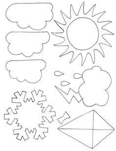 Risultati immagini per template quiet book patterns Felt Board Templates, Felt Board Patterns, Quiet Book Templates, Felt Crafts Patterns, Quiet Book Patterns, Tree Templates, Diy Quiet Books, Baby Quiet Book, Felt Quiet Books