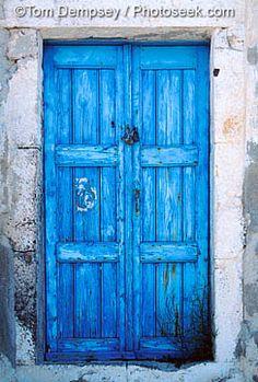Greek Blue...is my ideal wedding color. for my greek man. & probably greek honeymoon in Santorini....it's always been my dream.