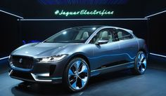ジャガーがLA自動車ショーで発表したピュアEVI-ペースとはJaguar