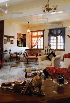 Living Room Furniture Images India fabulous traditional indian living room decor : country home