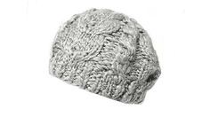 cable nit hat