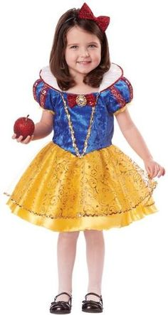 Discover our huge selection of Snow White costumes. Become the fairest of the land and escape the Wicked Queen and meet your Prince this Halloween. Whether you're looking for kids costumes or even adult Snow White costumes - we have it all! Snow White Costume Toddler, Halloween Costumes For Girls, Baby Costumes, Halloween Ideas, White Costumes, Halloween 2015, Halloween Season, Halloween Stuff, Disney Characters Costumes
