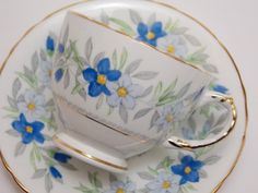 Sutherland HM Vintage Fine Bone China Tea Cup by TheVintageFind1