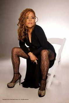 Jazz vocalist Cassandra Wilson