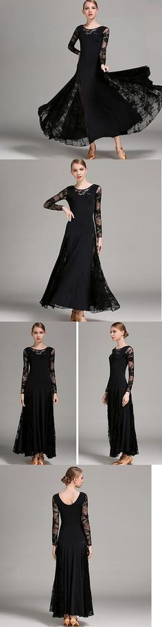Ballroom 152361: New Latin Salsa Tango Ballroom Dance Dress #S8017 5 Colors Available M-Xxl -> BUY IT NOW ONLY: $49.99 on eBay!