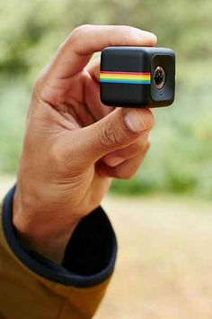 Polaroid CUBE Action Camera - Urban Outfitters