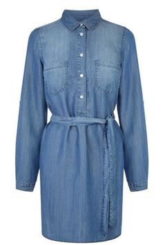 Neeeeeeed this Lucy Shirt Dress in my life! Perfect for summer right through to winter #shirtdress #offduty #women #covetme