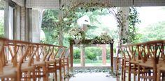 世田谷美術館レストラン ル・ジャルダン セレモニースペース(店内挙式・テラス挙式)画像1-1