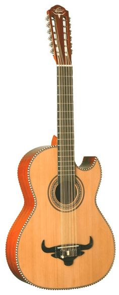 Oscar Schmidt OH50S Bajo Sexto Guitar  $325.00 MSRP: $499.90Save: $174.90 Bajo sexto meaning lower sixth in Spanish, refers to how this unique and beautiful guitar contributes a strong, rhythmic lower end to a guitar ensemble.  The low voicing of this 12-string guitar from Oscar Schmidt allows for strong projection of chord changes across songs.