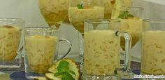 INGREDIENTES  500 ml de água (2 xícaras de chá)  200 g de açúcar (1 copo tipo requeijão)  1 abacax...