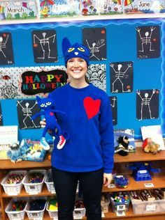 Image result for pete the cat teacher costume with hat