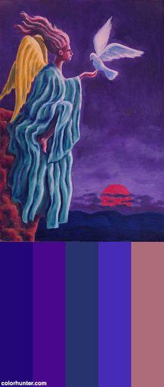 As+The+Sun+Sets+Color+Scheme