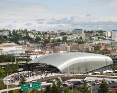LeMay, America's Car Museum Grant Architects Tacoma, Washington