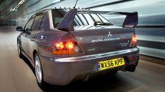 2013 Mitsubishi Lancer Evolution IX Wallpaper 1080p