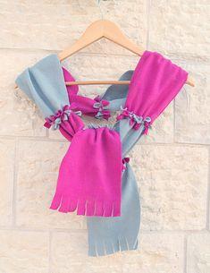 2c02c99e3b creative jewish mom. Fleece CraftsFleece ProjectsDiy ...