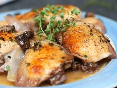 Quick and Easy Coq au Vin Love Eat, 4 Ingredients, Delish, Oven, Pork, Turkey, Dishes, Chicken, Meat