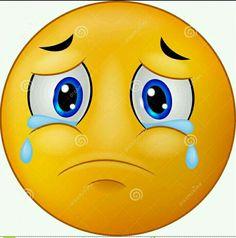 Emoticon triste do smiley dos desenhos animados ilustração royalty free Funny Emoji Faces, Emoticon Faces, Funny Emoticons, Happy Emoticon, Smiley Faces, Smiley Emoji, Emoji Images, Emoji Pictures, Image Smiley