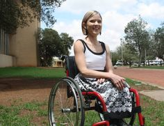 """#PeopleOfKovsies #DisabilityRightsAwarenessMonth: """"Being able to assist students, and being part of their journey to see how they have grown. A lot of work needs to be done and awareness raised about disability issues and accessibility. Center for Universal Access and Disability Support - UFS and the UFS Institute for Reconciliation and Social Justice in particular are trying to bridge this gap."""" Wha T, Whats Good, It's Meant To Be, Social Justice, Disability, One Pic, Gap, Bridge, Students"""