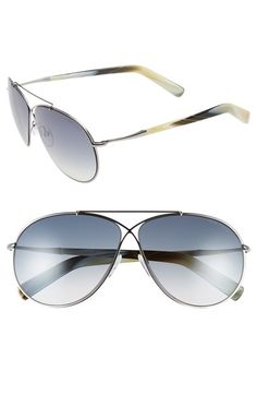 a4cae85bcb2 Tom Ford  Eva  61mm Aviator Sunglasses available at  Nordstrom Italian  Sunglasses