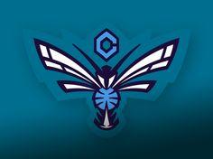 bb99e94d8 Charlotte Hornets concept Logo
