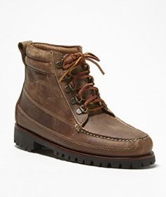 #LLBean: Signature Mountain Moc