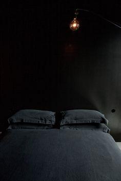 | MODERN + BLACK | La Maison Champs Elysees Paris ***** | #HotelMartinMargiela | Curiosity Case Suite x