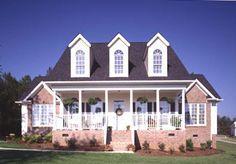 The Randolph House Plan