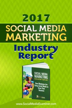 In our ninth-annual social media study,more than 5,700 marketers reveal where they'll focus their social media efforts.This industry report also shows you which social tactics are most effective and how content plays a role in social media marketing.