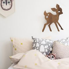 Ferm Living AW14 Children's Homeware and Wallpaper collection via WeeBirdy.com