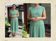 Churidhar Designs, Short Sleeve Dresses, Dresses With Sleeves, Fashion, Moda, Sleeve Dresses, Fashion Styles, Gowns With Sleeves, Fashion Illustrations