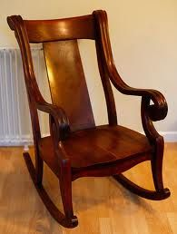 another antique rocking chair to love