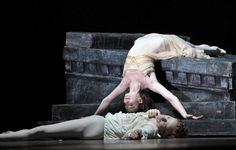 The death scene from Romeo & Juliet