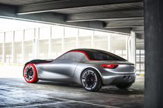 General Motors has announced their latest concept Opel GT. This looks like modern version of the iconic sports car built around early Opel GT concept car New Sports Cars, Sport Cars, General Motors, Opel Gt Concept, Concept Auto, Automobile, Geneva Motor Show, Car Magazine, Car And Driver