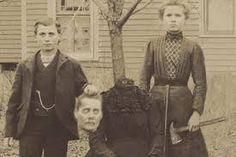 Le foto più grottesche dell'epoca vittoriana