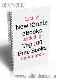 New FREE Kindle eBooks listed recently 9/24 #freebies #free #ebooks