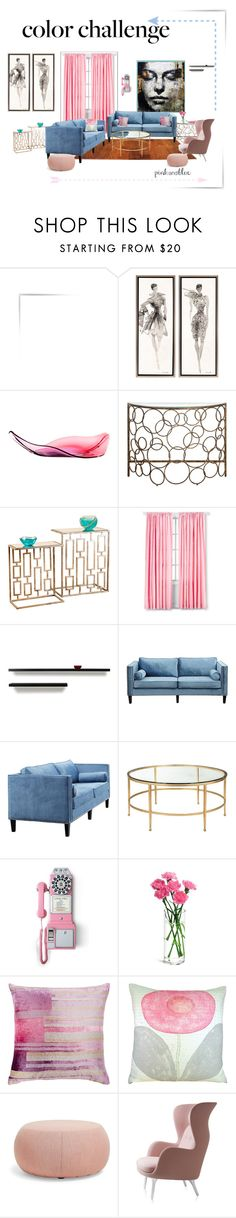 """""""Untitled #1427"""" by lindagama on Polyvore featuring interior, interiors, interior design, home, home decor, interior decorating, Universal Lighting and Decor, Dot & Bo, Crosley Radio & Furniture and Kevin O'Brien"""