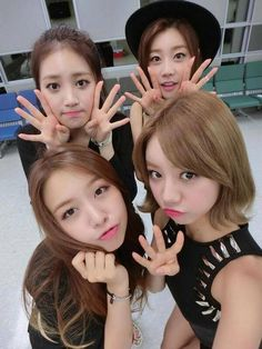 Girl's Day celebrate their 4th anniversary | http://www.allkpop.com/article/2014/07/girls-day-celebrate-their-4th-anniversary