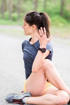 Running in the First Trimester: Gratitude & Playing the Edge, from the blog Inhale, Exhale, Run, by yoga instructor, runner, coach and mom Brynn Cunningham.