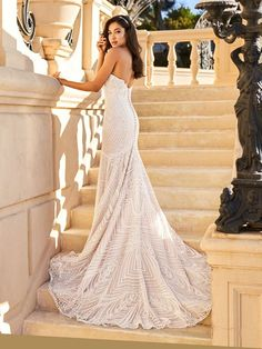 2481c7ed7bc 99 Best Wedding Dresses & Gowns images | Dress wedding, Wedding ...